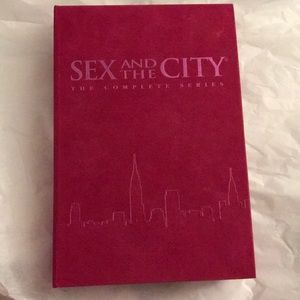 New Sex and The City The Complete Series Collect